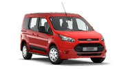 Ford Nuovo Tourneo Connect